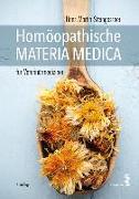 Cover-Bild zu Homöopathische Materia Medica für Veterinärmediziner von Steingassner, Hans Martin