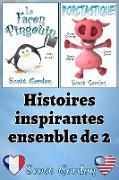 Cover-Bild zu eBook Histoires inspirantes, ensenble de 2