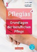 Cover-Bild zu Pflegias - Generalistische Pflegeausbildung. Band 1 - Grundlagen der beruflichen Pflege von Altmeppen, Thomas