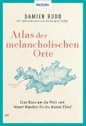 Cover-Bild zu Atlas der melancholischen Orte von Rudd, Damien