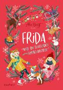 Cover-Bild zu Frida und die fliegenden Zimtschnecken von Bengt, Alva