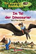 Cover-Bild zu Das magische Baumhaus (Band 1) - Im Tal der Dinosaurier von Pope Osborne, Mary