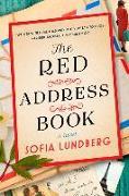 Cover-Bild zu The Red Address Book von Lundberg, Sofia
