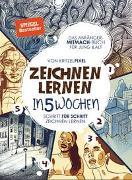 Cover-Bild zu Zeichnen lernen in 5 Wochen von KritzelPixel