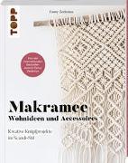 Cover-Bild zu Makramee - Wohnideen und Accessoires von Zedenius, Fanny