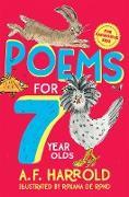 Cover-Bild zu Poems for 7 Year Olds (eBook) von Harrold, A. F.