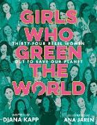 Cover-Bild zu Girls Who Green the World (eBook) von Kapp, Diana