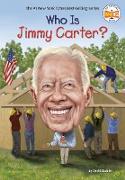 Cover-Bild zu Who Is Jimmy Carter? (eBook) von Stabler, David