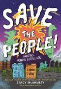 Cover-Bild zu Save the People! (eBook) von McAnulty, Stacy
