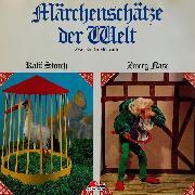 Cover-Bild zu eBook Märchenschätze der Welt, Kalif Storch, Zwerg Nase