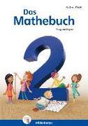 Cover-Bild zu Das Mathebuch 2 Schulbuch. Ausgabe Bayern von Keller, Karl-Heinz (Hrsg.)