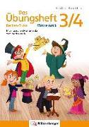 Cover-Bild zu Das Übungsheft Rechen-Tricks Mathematik 3/4 von Simon, Nina