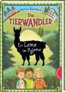 Cover-Bild zu Die Tierwandler 4: Ein Lama im Pyjama von Baumbach, Martina