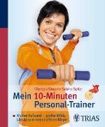 Cover-Bild zu Olympia-Siegerin Sabine Spitz: Mein 10-Minuten Personal-Trainer (eBook) von Müller-Urban, Kristiane