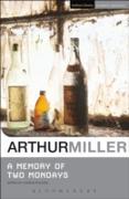 Cover-Bild zu A Memory of Two Mondays (eBook) von Miller, Arthur