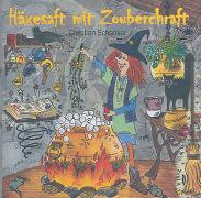 Cover-Bild zu Häxesaft mit Zouberchraft CD von Schenker, Christian