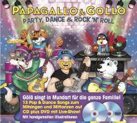 Cover-Bild zu Papagallo und Gollo - Party, Dance & Rock 'n' Roll von Pfeuti, Marco