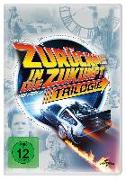 Cover-Bild zu Zuruck in die Zukunft - Trilogie 30th Anniversary von Thomas F. Wilson (Schausp.)