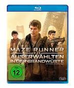 Cover-Bild zu Maze Runner - Die Auserwählten in der Brandwüste von Wes Ball (Reg.)
