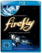 Cover-Bild zu Firefly: Der Aufbruch der Serenity - Staffel 1 von Joss Whedon (Reg.)