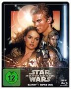 Cover-Bild zu Star Wars: Episode II - Angriff der Klonkrieger Steelbook Edition von George Lucas (Reg.)