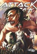 Cover-Bild zu Isayama, Hajime: Attack on Titan, Band 12