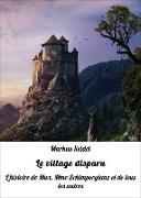 Cover-Bild zu eBook Le village disparu