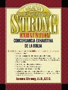Cover-Bild zu Nueva Concordancia Strong Exhaustiva de la Biblia von Strong, James