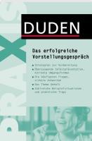 Cover-Bild zu Duden Praxis - Das erfolgreiche Vorstellungsgespräch von Rodatus, Angelika
