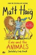 Cover-Bild zu Evie and the Animals (eBook) von Haig, Matt