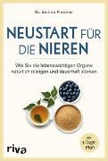 Cover-Bild zu Neustart für die Nieren von Flemmer, Andrea