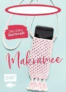 Cover-Bild zu Makramee - das Easy Starterset für deine trendige Handytasche von Kirsch, Josephine