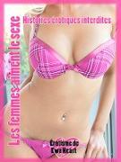 Cover-Bild zu eBook Histoires érotiques interdites- Les femmes aiment le sexe