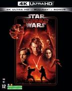 Cover-Bild zu George Lucas (Reg.): Star Wars - Episode III : La Revanche des Sith - 4K + 2D