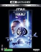 Cover-Bild zu George Lucas (Reg.): Star Wars - Episode I : La Menace fantôme - 4K + 2D