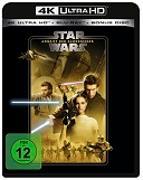 Cover-Bild zu George Lucas (Reg.): Star Wars - Episode II - Angriff der Klonkrieger 4K+2D+Bonus