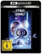 Cover-Bild zu George Lucas (Reg.): Star Wars - Episode I - Die dunkle Bedrohung 4K+2D