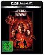 Cover-Bild zu George Lucas (Reg.): Star Wars - Episode III - Die Rache der Sith 4K+2D