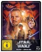 Cover-Bild zu George Lucas (Reg.): Star Wars: Episode I - Die dunkle Bedrohung Steelbook Edition