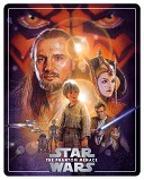 Cover-Bild zu George Lucas (Reg.): Star Wars - Episode I : La Menace fantôme - 4K+2D+Bonus Steelbook Edition