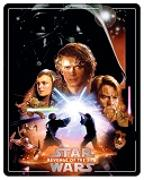 Cover-Bild zu George Lucas (Reg.): Star Wars - Episode III : La Revanche des Sith - 4K+2D+Bonus Steelbook Edition
