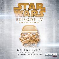 Cover-Bild zu Lucas, George: Star Wars? - Episode IV - Eine neue Hoffnung