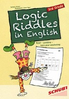 Cover-Bild zu Logic Riddles in English. 3dr Grade von Stucki, Barbara