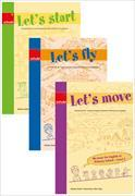 Cover-Bild zu Let's start / Let's move / Let's fly von Stucki, Barbara