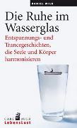 Cover-Bild zu Die Ruhe im Wasserglas von Wilk, Daniel