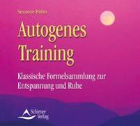 Cover-Bild zu Autogenes Training von Hühn, Susanne