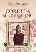 Cover-Bild zu She Persisted: Coretta Scott King (eBook) von Lyons, Kelly Starling