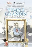 Cover-Bild zu She Persisted: Temple Grandin (eBook) von Miller-Lachmann, Lyn