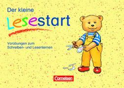Cover-Bild zu Der kleine Lesestart von Metze, Wilfried