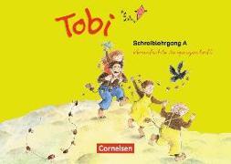 Cover-Bild zu Tobi-Schreiblehrgang A. VA von Metze, Wilfried